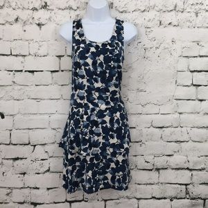 NWT The Limited cute blue/white shift dress!